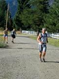 Larry finishes, followed by Stacey & Beast