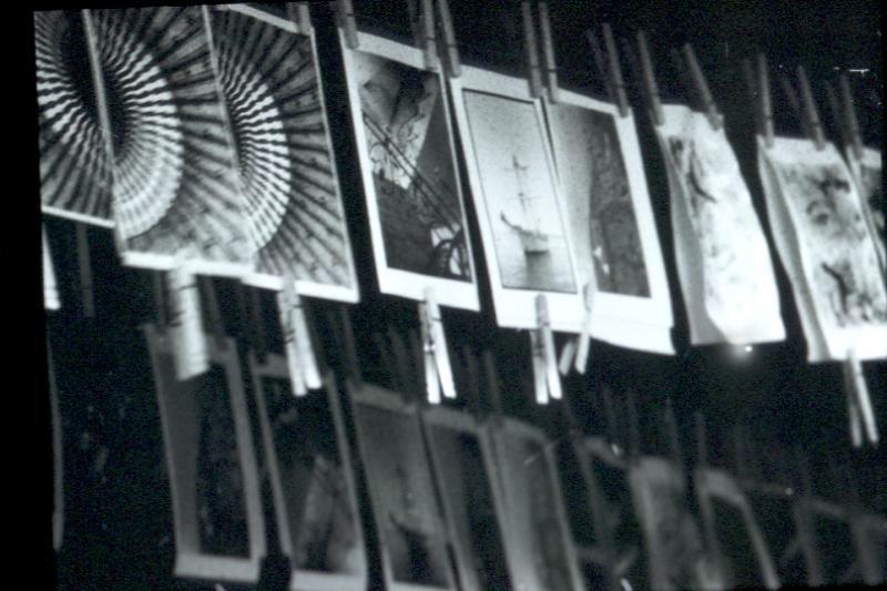 : Prints Drying :