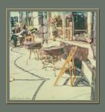 : Street Cafe :