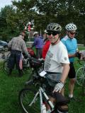 Ride leader Manny Sanudo