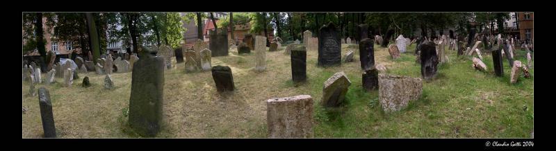 Praha Jewish Cemetery