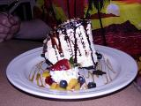 macadamia nut ice cream cake