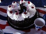 3rd of July birthday cake