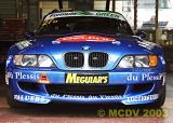 #27 CVW Eng. BMW M Coupe