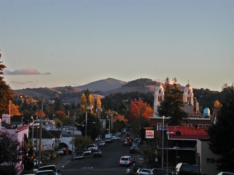My Hometown (Petaluma, CA)
