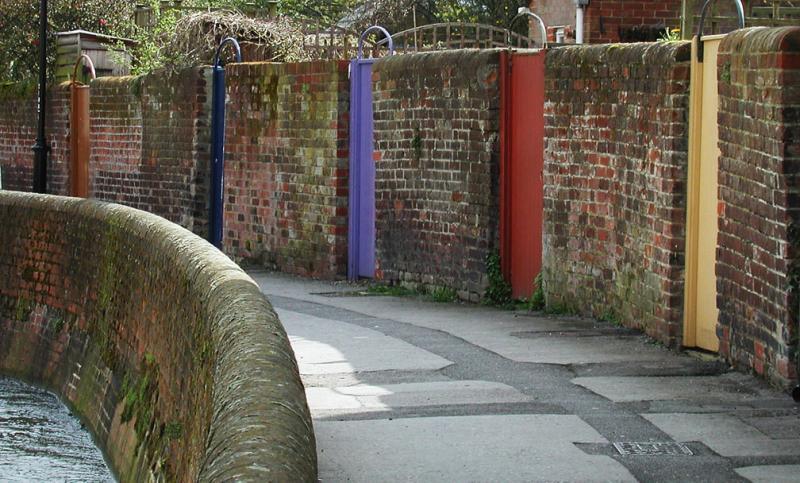River Walkway (Salisbury, UK)