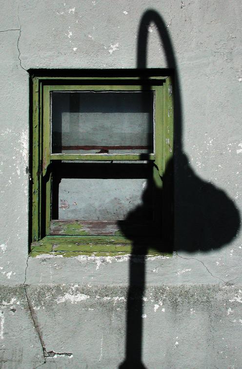 Window and Shadow (San Francisco)