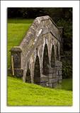 Stourhead ~ turf bridge (1807)