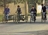 Rush Hour, 8 am, Hu Xian