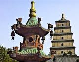 Big White Goose Pagoda, Xi'an