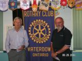 Probus Club, Waterdown, Ontario