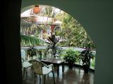 Inner Cottage balcony