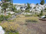 Second campsite