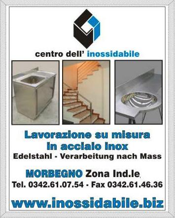 Made in Italy - Acciaio inox lavorazione su misura