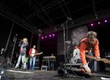 Dutch popstar Sita in concert