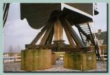 Windmill foundations at Heusden