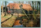 One of the Van Gogh watermills near Nuenen