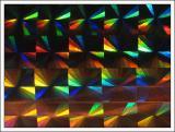 papier hologramme (macro)