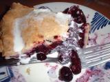 blueberry pie (recipe)