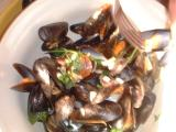 mussels meuniere