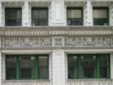 Wrigley Building detail