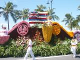 Kamehameha Day Parade Float