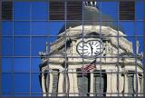 Courthouse Reflection