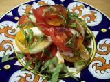 Tomato-Cucumber Stack w/ Fresh Mozzarella #15277