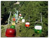 The ride down the chairlifts is a little less scary! ;-)