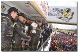 The winning team.....HOLDEN MOTORSPORT RULES AGAIN !!