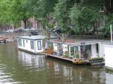 Houseboat in the Canal