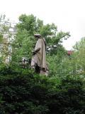 Rembrandt's statue