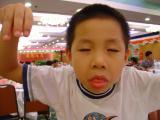 Long Face ?!