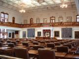 The Legislature room, Texas Capitol, Austin