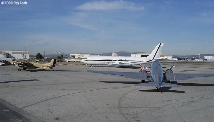 Century of Flight Celebration at LAX