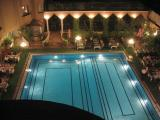 NOT this pool, which is the pool at Harran Hotel in Urfa (Sanliurfa)
