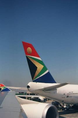 South Africa 747s in Cape Town (CPT)