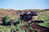 Native hut near Malealea