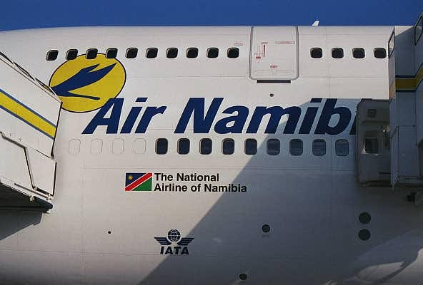The Air Namibia 747 has since been replaced by an MD-11