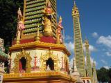 In Monywa, Thanboddhay Paya.