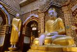 Count 'em...a total of 582,357 Buddha images!
