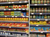 Kosher food in the supermarket