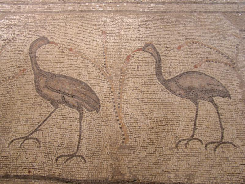 mosaic from 4th Century