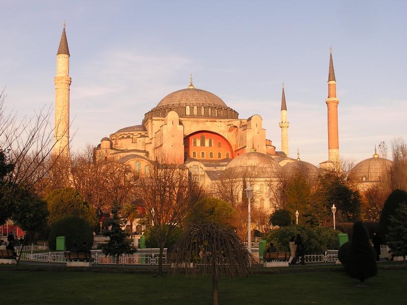 Hagia Sopia - 5th Century Byzantine Church