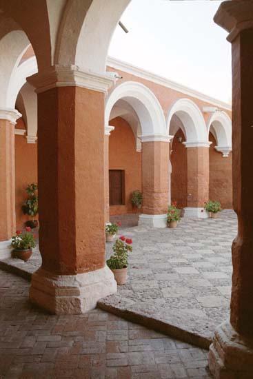 Santa Catalina Monastery, Arequipa