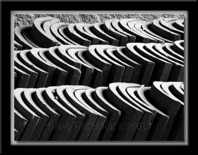 Temple Roof Tiles