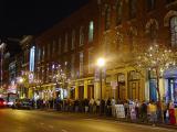 Nashville Crowd going to the Wild Horse Saloon