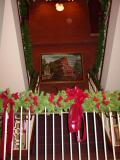 Ryman Staircase to the Balcony