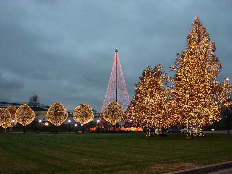 2 million Christmas lights