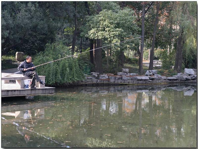 Sunday Afternoon - Peoples Park, Shanghai